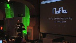 NoFlo | Flow-Based Programming for JavaScript